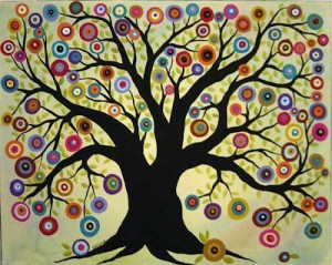 Tree of Life by Karla Gerard