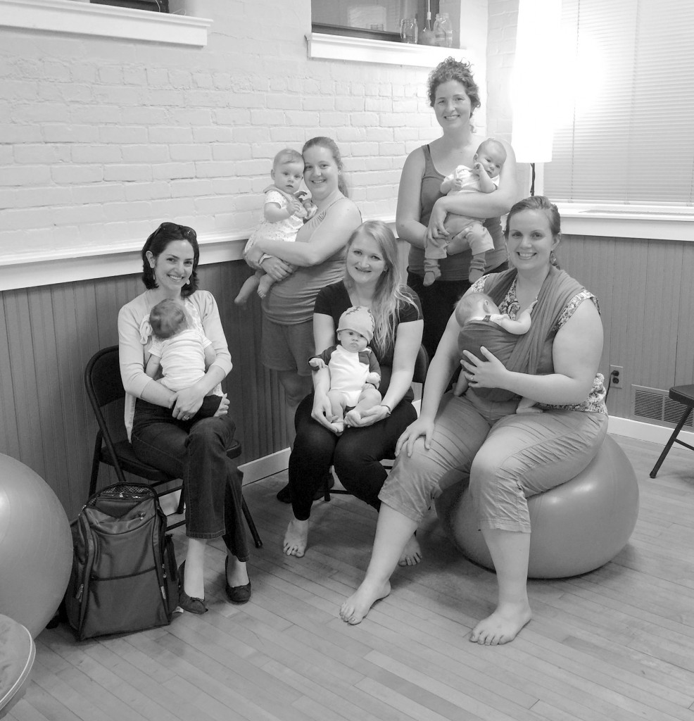 Postpartum Support Moms Group Rochester NY
