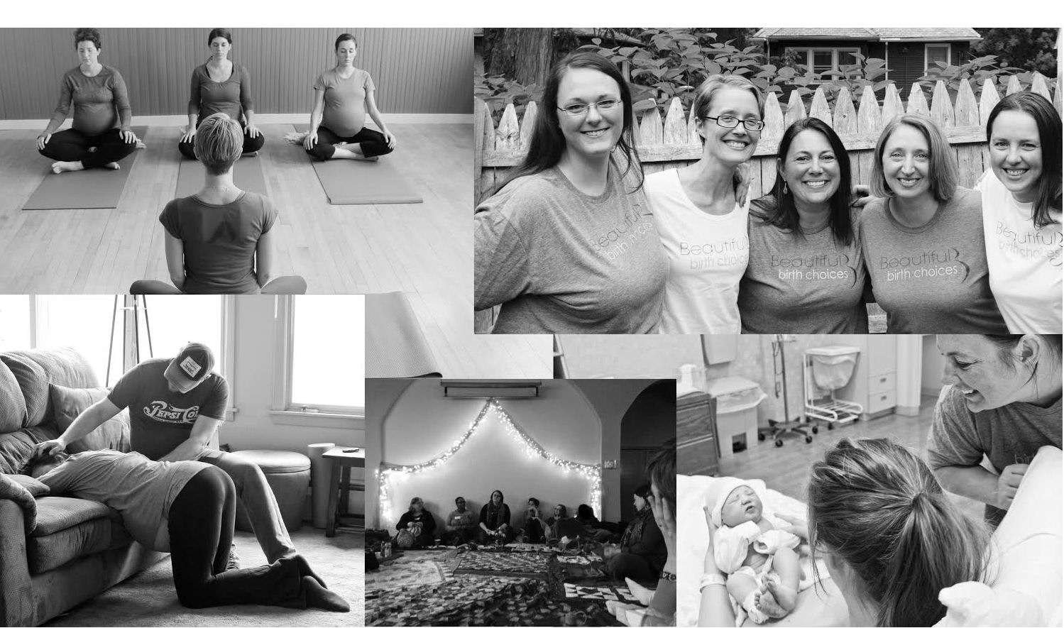 beautiful birth choices yoga studio and learning center - rochester